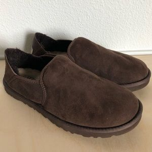 UGG Australia Brown Sheepskin Slippers